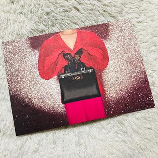 グッチ(Gucci)のGUCCI ポストカード(ノベルティグッズ)