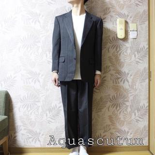 アクアスキュータム(AQUA SCUTUM)の【早い者勝ち】Aquascutum セットアップ(セットアップ)