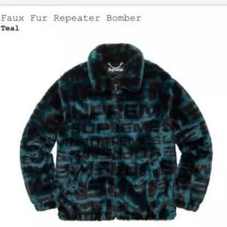 Supreme - 新品 国内正規品 Supreme 18SS Faux Fur Repeater