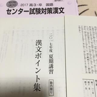 センター試験対策漢文 河合塾(参考書)