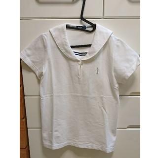 イーストボーイ(EASTBOY)のイーストボーイ 半袖 セーラー服みたいなトップス(Tシャツ(半袖/袖なし))