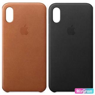 アップル(Apple)のiPhone7/8/X/XS/XSMAX レザーケース (iPhoneケース)
