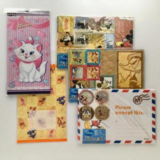 ディズニー(Disney)のディズニー レターセット&ポチ袋(カード/レター/ラッピング)