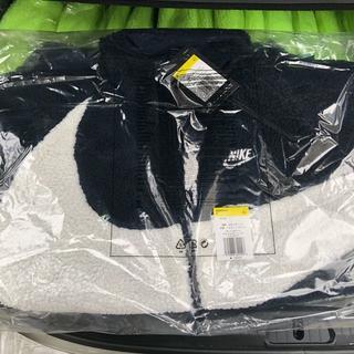 ナイキ(NIKE)の専用白Mサイズ ナイキ ボア スウッシュジャケット(その他)