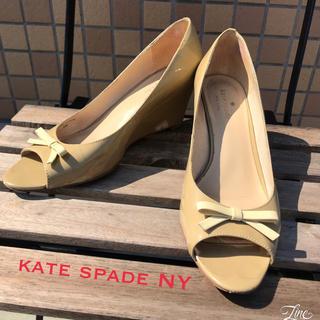 ケイトスペードニューヨーク(kate spade new york)の▫️ kate spade NY サンダル(ハイヒール/パンプス)