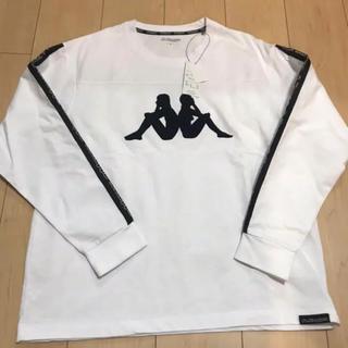 カッパ(Kappa)の新品 カッパ ロンT(Tシャツ/カットソー(七分/長袖))