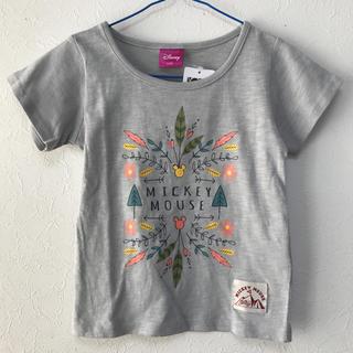 ディズニー(Disney)のミッキーマウス Tシャツ 110 新品 送料込(Tシャツ/カットソー)
