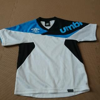 アンブロ(UMBRO)のumbro ジュニア サッカー トレーニングウェア(ウェア)