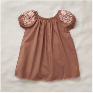 Caramel baby&child  - apolina kids 'BARBARA' DRESS S(2-3y)
