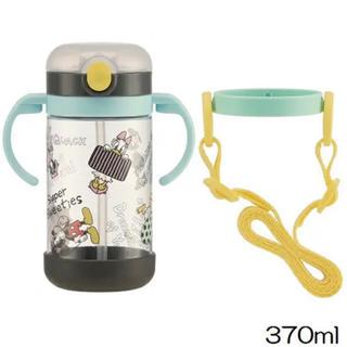 ディズニー(Disney)の新品未使用 ミッキー ストローマグ ベビー用品 子供 水筒(マグカップ)