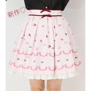 アンクルージュ(Ank Rouge)の♡ラビットリボンスカート♡(ミニスカート)