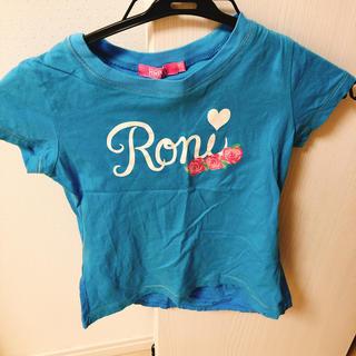 ロニィ(RONI)のroni♡Tシャツ♡125(Tシャツ/カットソー)