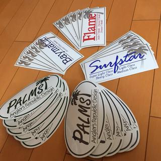パームスステッカー5種×5枚  計25枚まとめ売り❗️(ステッカー(シール))