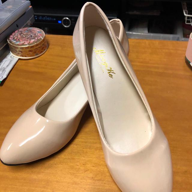 レインパンプス☆25.5 レディースの靴/シューズ(ハイヒール/パンプス)の商品写真