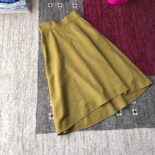 グリーンレーベルリラクシング(green label relaxing)のグリーンレーベルリラクシング スカート(ひざ丈スカート)