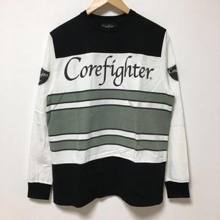 コアファイター(corefighter)のcorefighter/Tシャツ/ロンT/ロングスリーブ(Tシャツ/カットソー(半袖/袖なし))