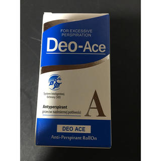デオエース お試し 5ml(制汗/デオドラント剤)