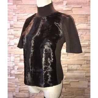 ジョルジュレッシュ(GEORGES RECH)のファートップス 141(Tシャツ(半袖/袖なし))