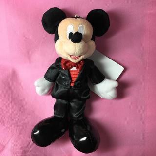 ディズニー(Disney)のBBB ぬいぐるみバッジ ミッキー ディズニーシー ショー(ぬいぐるみ)