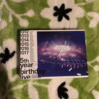 ノギザカフォーティーシックス(乃木坂46)の乃木坂46 5th バスラ DVD(ミュージック)
