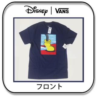 ディズニー(Disney)のVault by Vans x Disney JvH  半袖 Tシャツ 「M」(Tシャツ/カットソー(半袖/袖なし))