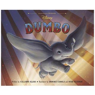 ディズニー(Disney)のDisney DUMBO ダンボ 絵本 英語 最新♡ おまけ付き♡(絵本/児童書)