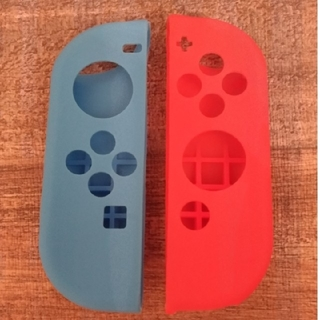 ニンテンドースイッチ(Nintendo Switch)の新品・未使用 任天堂スイッチ switch ジョイコン シリコン カバー (その他)