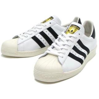 adidas - adidas スーパースター 80's