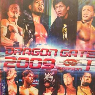 DRAGON GATE 2009 DVD(スポーツ/フィットネス)