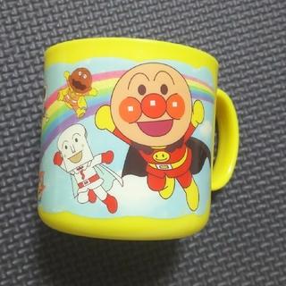アンパンマン 非売品 歯みがき コップ(歯ブラシ/歯みがき用品)