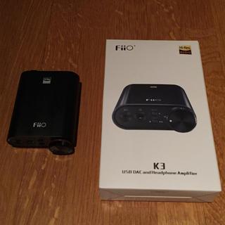 Fiio K3 ほぼ未使用品(アンプ)