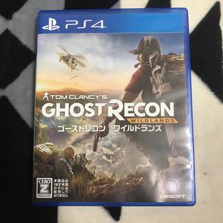 プレイステーション4(PlayStation4)のゴーストリコン ワイルドランズ PS4(家庭用ゲームソフト)
