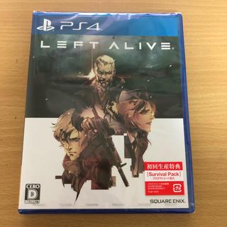 プレイステーション4(PlayStation4)のレフトアライヴ(家庭用ゲームソフト)
