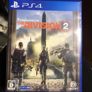 プレイステーション4(PlayStation4)のディビジョン2(家庭用ゲームソフト)