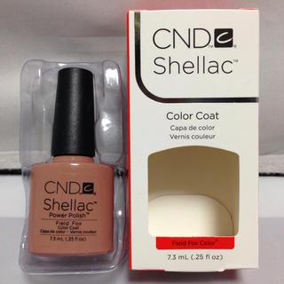 shellac シェラックネイル ジェルネイル Field Fox color