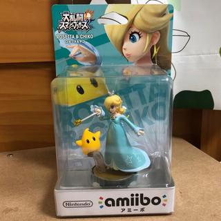 ニンテンドースイッチ(Nintendo Switch)の大乱闘スマッシュブラザーズアミーボ(ロゼッタ&チコ)(その他)