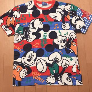 ディズニー(Disney)のディズニー Tシャツ Mサイズ(Tシャツ/カットソー(半袖/袖なし))