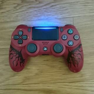 PlayStation4 - リオレウスエディション コントローラー モンハン