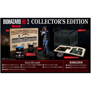 カプコン(CAPCOM)のBIOHAZARDRE:2ZVersionCOLLECTOR'S EDITION(家庭用ゲームソフト)