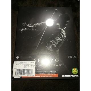 プレイステーション4(PlayStation4)のPS4 SEKIRO: SHADOWS DIE TWICE +特典スチールブック(家庭用ゲームソフト)