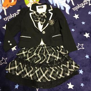 女の子 スーツ 120 入学式   結婚式   発表会(ドレス/フォーマル)