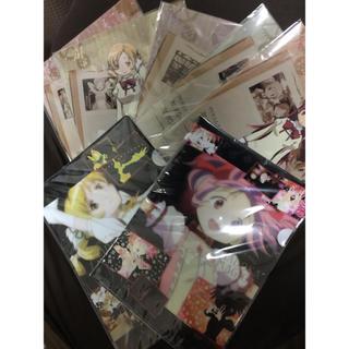 セガ(SEGA)の魔法少女 まどか☆マギカ クリアファイル 7枚セット(クリアファイル)