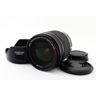 ペンタックス(PENTAX)の C21★smc PENTAX-DA 17-70mm F4 AL #2072B(レンズ(ズーム))