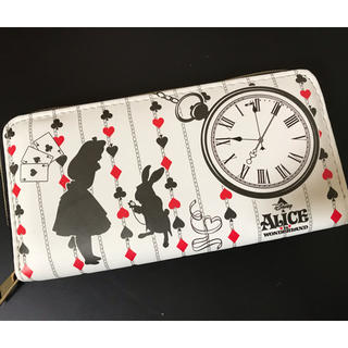 ディズニー(Disney)の★新品未使用! 不思議の国のアリス 長財布★(財布)
