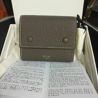 セリーヌ(celine)の 超人気  CELINE 折り財布(財布)