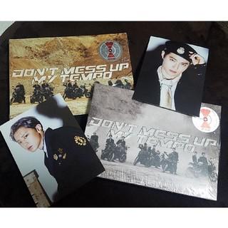 エクソ(EXO)のEXO CD Don't Mess Up My Tempo ポストカード付き(K-POP/アジア)