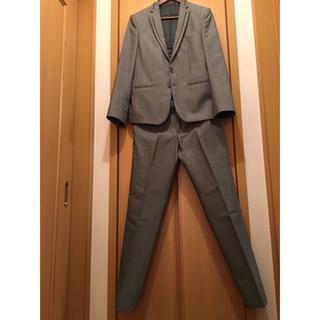 ザラ(ZARA)のZARA メンズ スーツ グレイ(セットアップ)