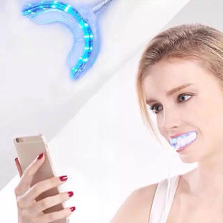 セルフホワイト二ング LED ホームホワイトニング(口臭防止/エチケット用品)