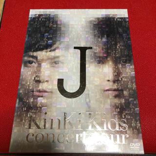 キンキキッズ(KinKi Kids)のKinKi Kids J コンサート DVD 初回(ミュージック)