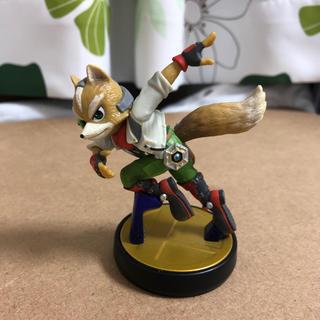 ニンテンドースイッチ(Nintendo Switch)の大乱闘スマッシュブラザーズアミーボ(フォックス)(その他)